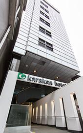 karaksa hotel Osaka Shinsaibashi I