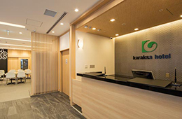 Lobby/front desk (1F)