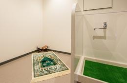 Prayer room (2F)