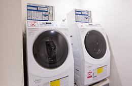 Laundry corner (4F)