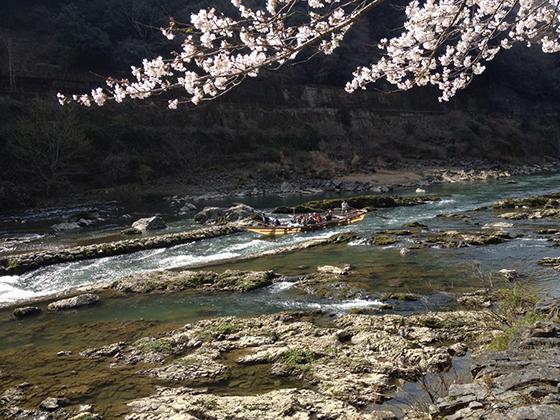 Hozugawa River Cruises