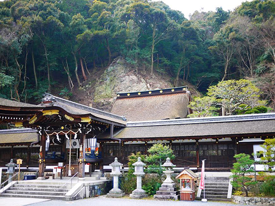 Matsunoo Taisha Shrine