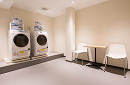 Laundry corner (1F)
