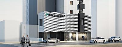 karaksa hotel Sapporo>