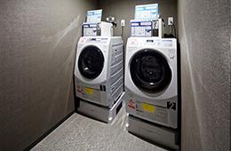 Laundry corner (2F)
