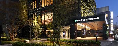 karaksa hotel grande Shin-Osaka Tower>