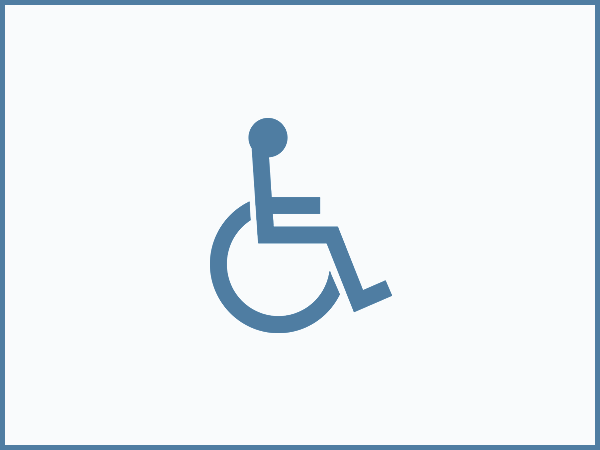 Disabled access throughout the hotel