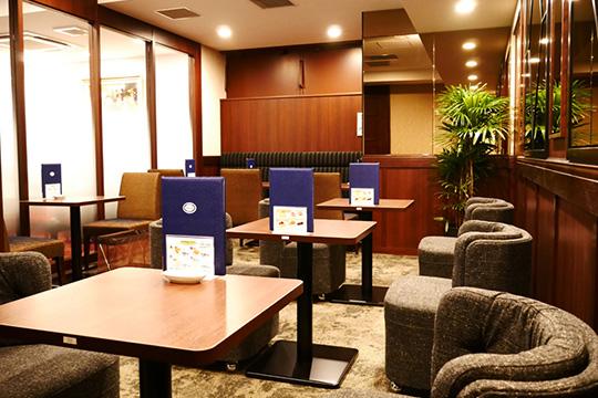 Tea Room Renoir, Tokyo Station Yaesu Itchome