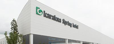 karaksa Spring hotel 关西机场>