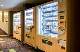 自动售货机(1楼、2楼)