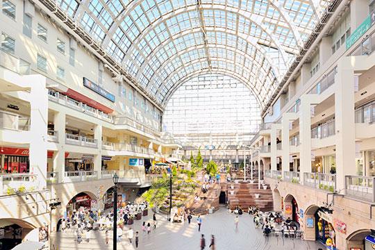 札幌工厂购物中心