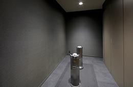 吸烟室(1楼、2楼)