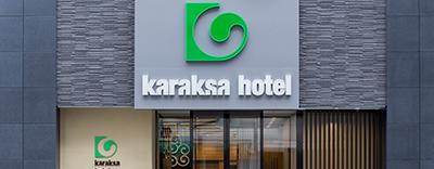karaksa hotel 京都I>