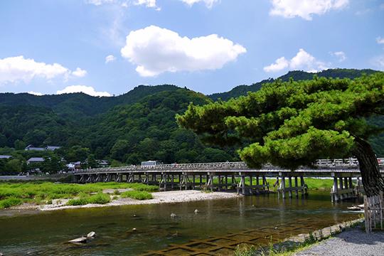 嵐山(嵐山站)