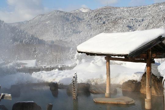 豐平峽溫泉