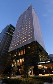 karaksa hotel grande 新大阪 Tower