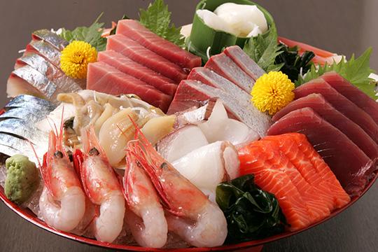 魚本舗 Taiko茶屋