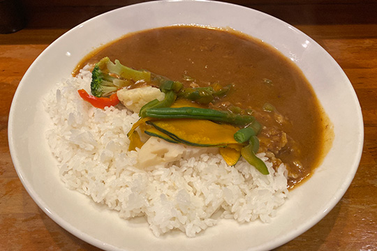 MOJA咖喱 新大阪店