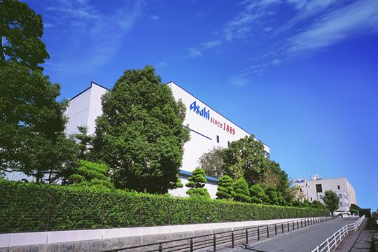 朝日啤酒吹田工廠