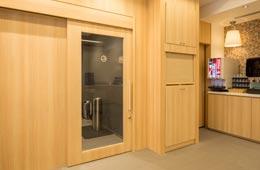 喫煙室(1階)