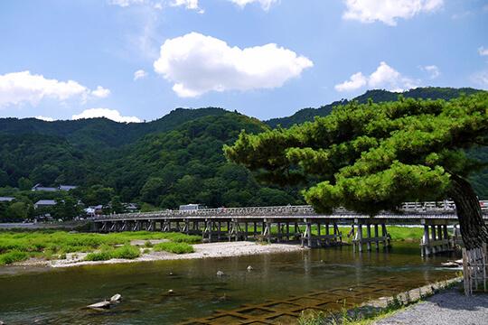 嵐山(嵐山駅)