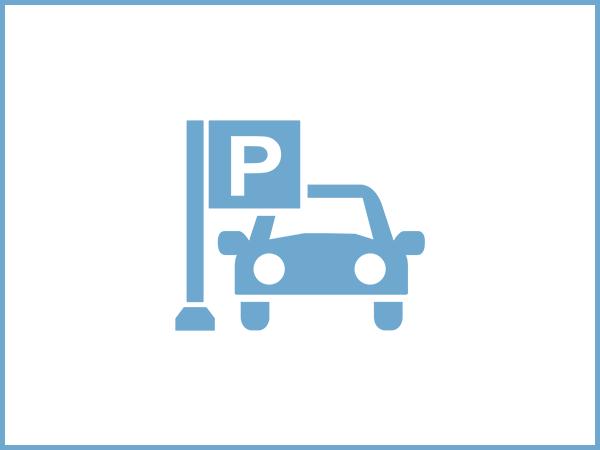 屋外駐車場(20台・要予約)