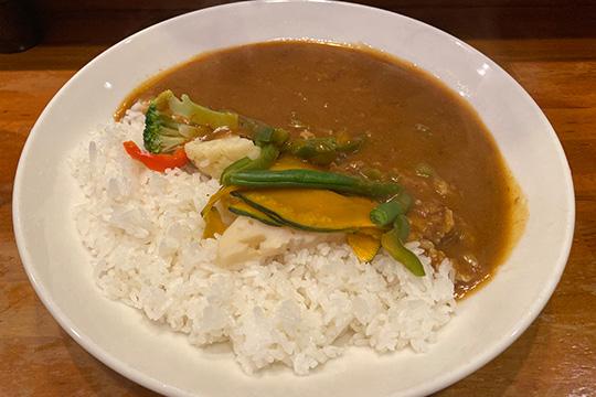 モジャカレー 新大阪店